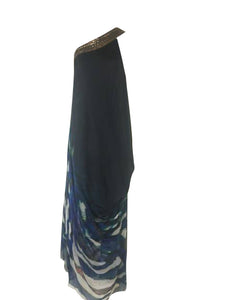 Dusud - Silk Dress 100% Silk- DDR872B