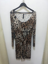 Load image into Gallery viewer, SaoPaulo - Leopard Dress - 314.4039