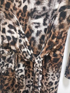 SaoPaulo - Leopard Dress - 314.4039