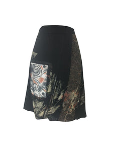 Pause Cafe - Jupe Courte Skirt - 631.13