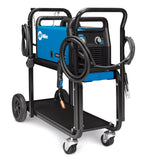 Millermatic® 141 MIG Welder with Running Gear/Cylinder Rack