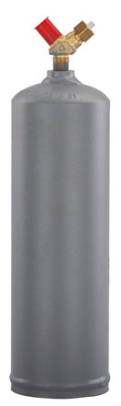 10 Cubic Foot Acetylene Cylinder, Empty