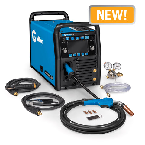 Multimatic® 255 Multiprocess Welder - 208-575V