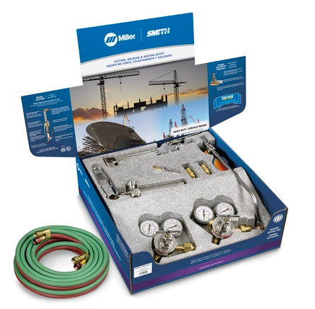 Heavy-Duty Propane Straight Torch Kit