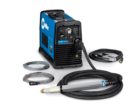 Spectrum 875 Plasma Cutter with XT60 Long-Body Torch with 25-ft. Cable