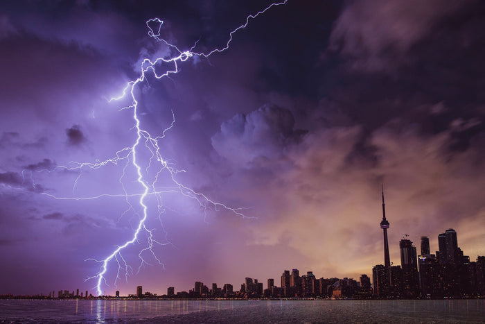 Capturing Lightning Strikes with Stanley Harper