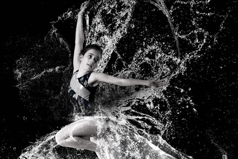 The Practical Guide to Splash Portrait Photography