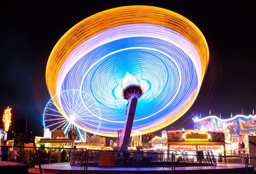 Night Photography: How to Shoot Stunning Light Trails