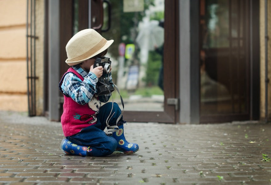 9 Tips to Take Captivating Kids Photographs