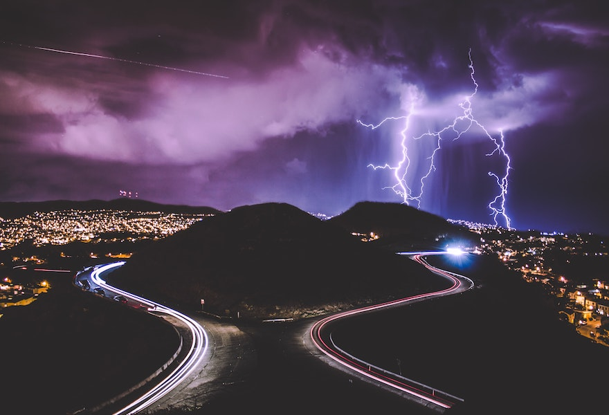 5 Best Real Time Lightning Strike Map Apps and Websites for Photographers