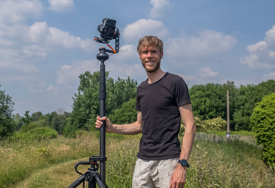 Interview with 360 VR Photographer Herman Desmet