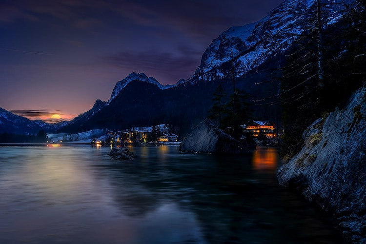 Golden and Blue Hour in Landscape Photography