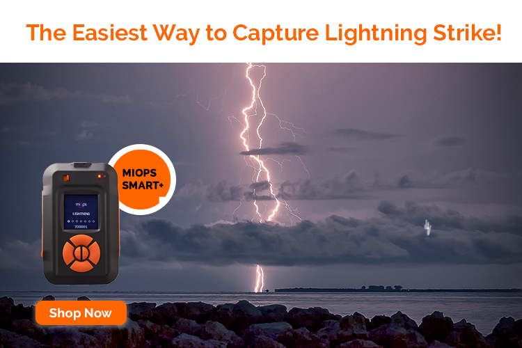 How to Take the Extraordinary Lightning Photos - MIOPS