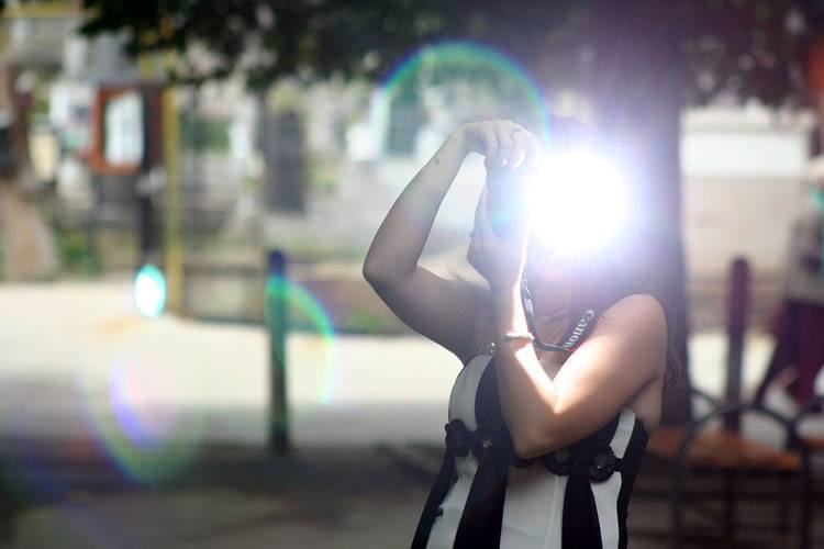 High Speed Photography Flash Power