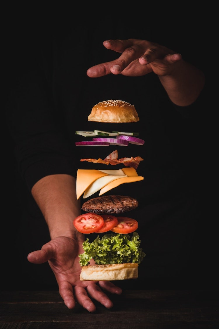 How to Do Food Levitation Photography