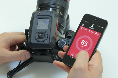 MIOPS Smart for High Speed Photography