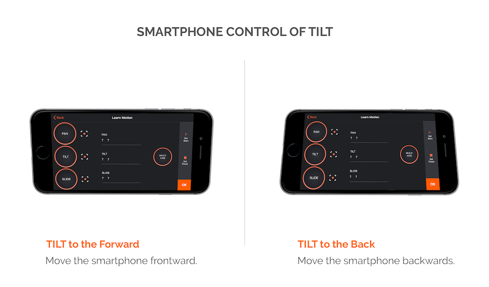 Capsule360 TILT Motion with Smartphone Control