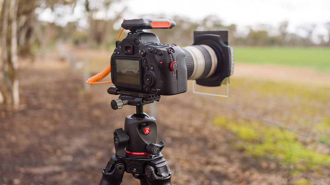 MIOPS Smart+ shooting a timelapse