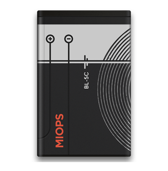 Spare Battery - MIOPS