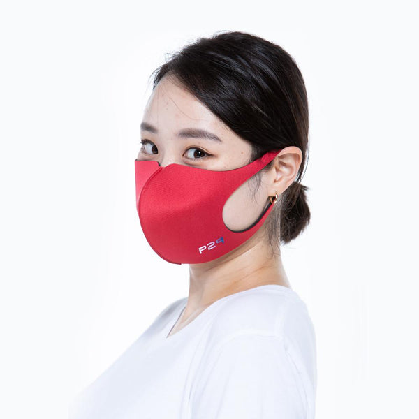 P29 Plus Antibacterial Copper Mask (kills 99% germs with 3-layer filtration) Washable & Reusable,1pc