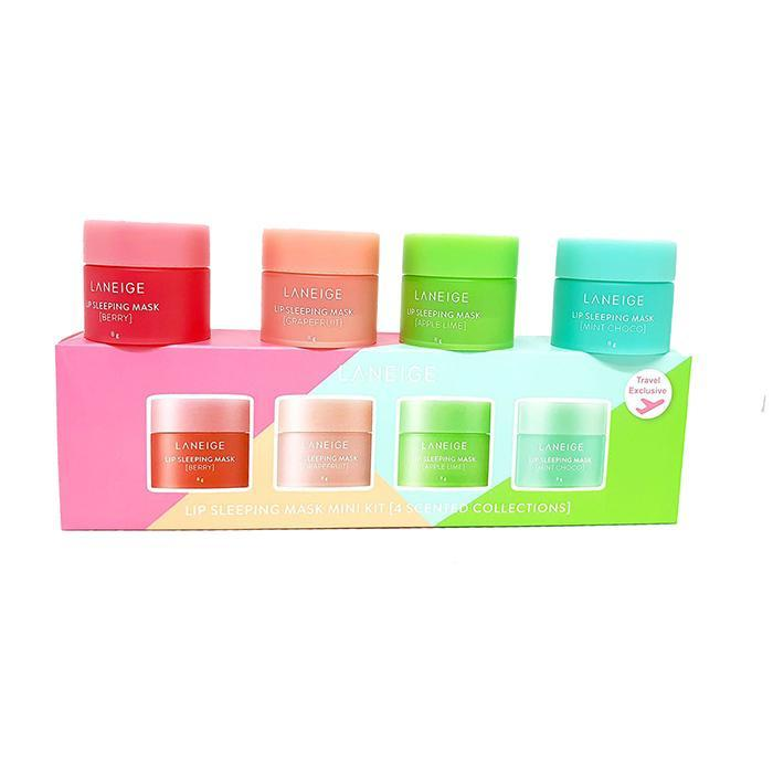 Laneige Lip Sleeping Mask MINI Kit (8g x 4pcs)