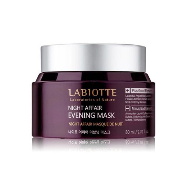 LABIOTTE Night Affair Evening Mask, 80ml