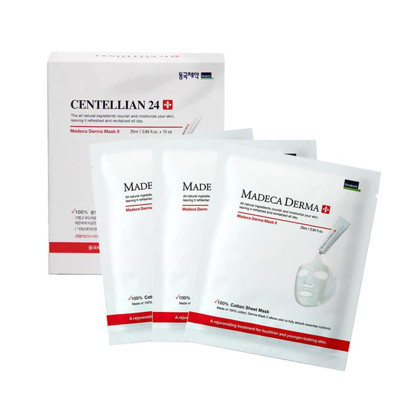 Centellian24 MADECA Derma Mask II (1 BOX * 10PCS)