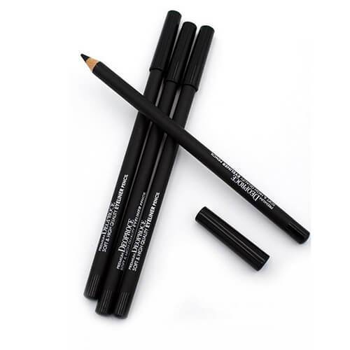 DEOPROCE Soft Pencil Eyeliner - BLACK
