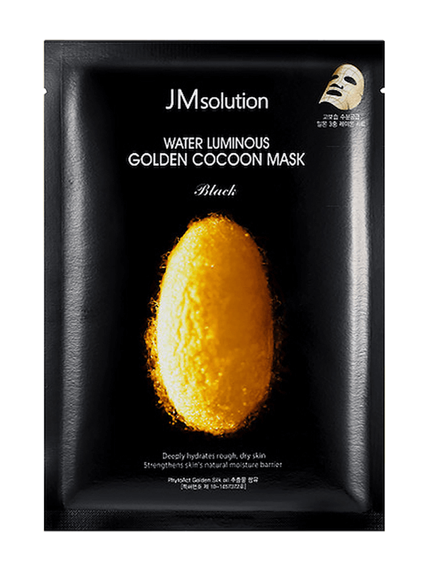 JMSolution Water Luminous Golden Cocoon mask