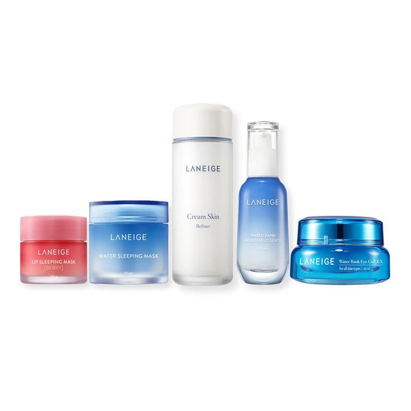 Laneige Moisture Skin Care Set