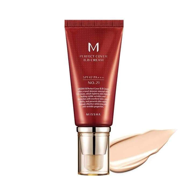MISSHA Perfect Cover BB CREAM SPF42 / PA +++,50ml