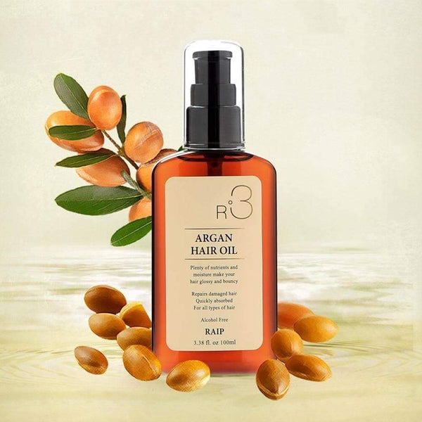 R3 Argan Oil Hair Clinic System 100ml