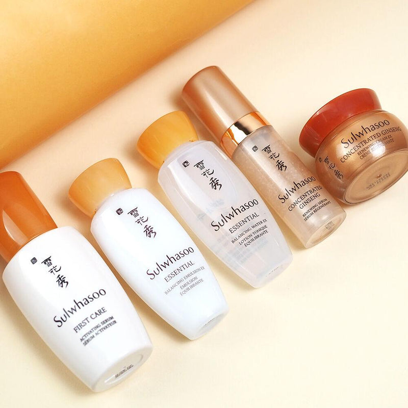 Sulwhasoo Signature Beauty Routine Kit