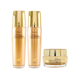 Deoproce Snail Galac-Tox Revital Trio Set (Toner + Emulsion + Cream)