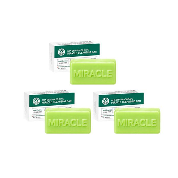 Somebymi Miracle Soap Trio Bundle