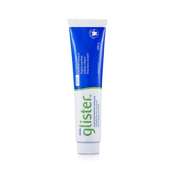 Glister Multi Action Toothpaste (whitening and oral care)