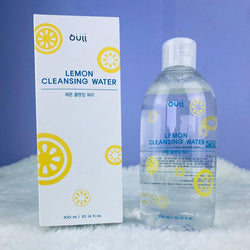 OULL Lemon Cleansing Water (Makeup Remover) 300ML
