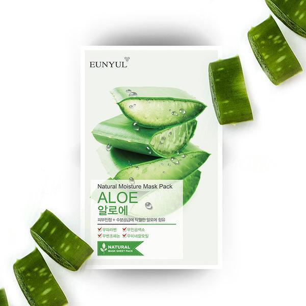 Eunyul Natural Moisture Sheet Mask - ALOE