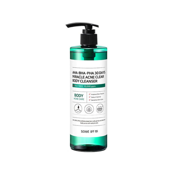 Some by mi AHA BHA PHA Miracle Acne BODY Cleanser, 400g