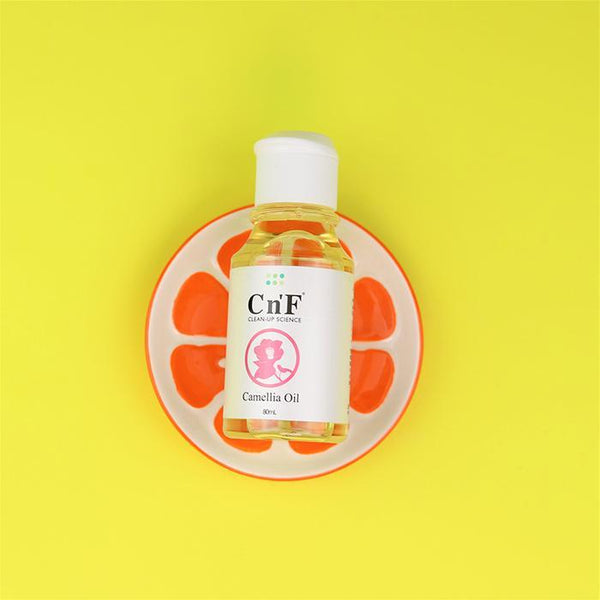 CnF Camellia Oil, 80 ml (for Hair and Skin)