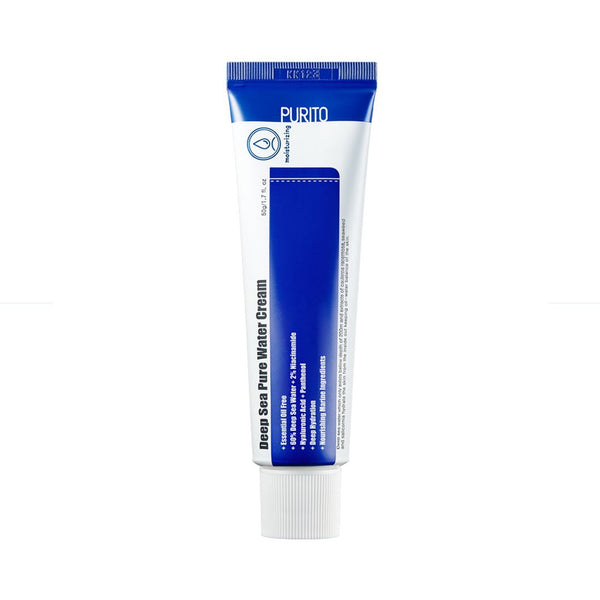 Purito Deep Sea Pure Water Cream, 50g