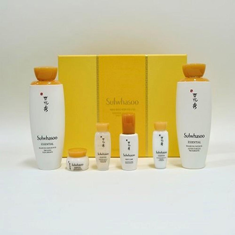 SULWHASOO Esssential Balancing Daily Routine SET (Travel Exclusive)