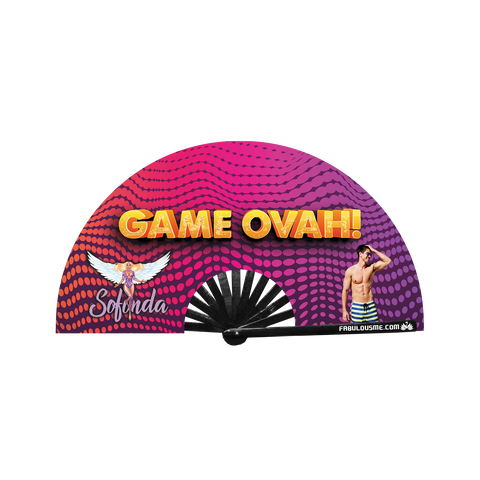 "SOFONDA COX ""GAME OVAH!"" FAN"