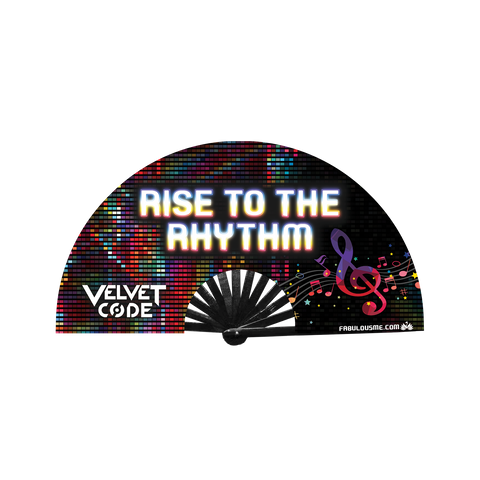 "VELVET CODE'S ""RISE TO THE RHYTHM"" FAN"