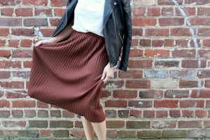 The Library Skirt