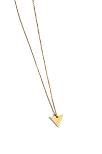 Avery Triangle Necklace