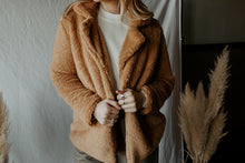 Load image into Gallery viewer, Hayden Faux Fur Jacket