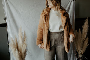 Hayden Faux Fur Jacket