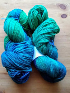 Not-Quite-Gorm: Rustic Worsted