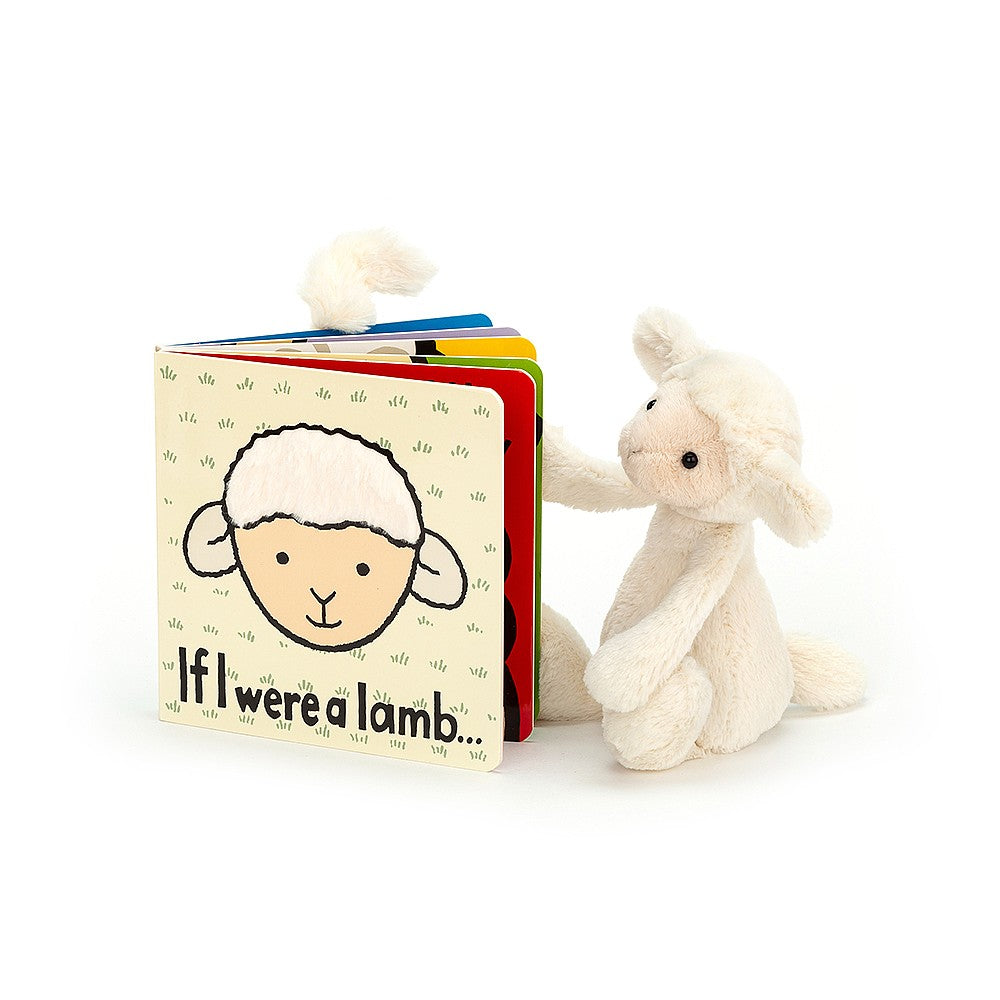 If I Were A Lamb Book And Bashful Lamb